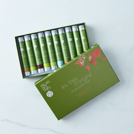 Single Estate Loose Teas from Around the World Box Set
