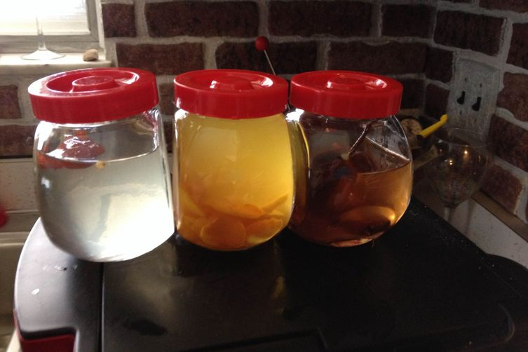 Guilt-free Simple Syrup