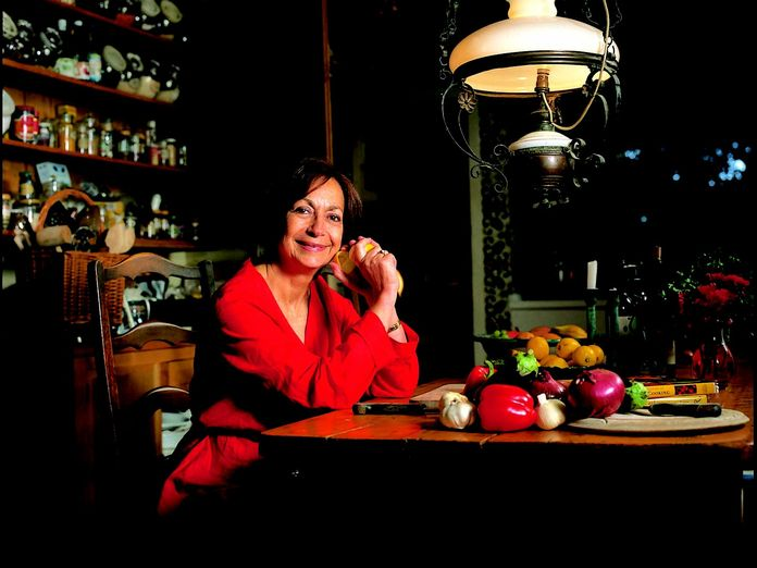 Claudia Roden Tells Her Immigrant Story