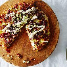 Okonomiyaki (Savory Japanese Cabbage Pancake)