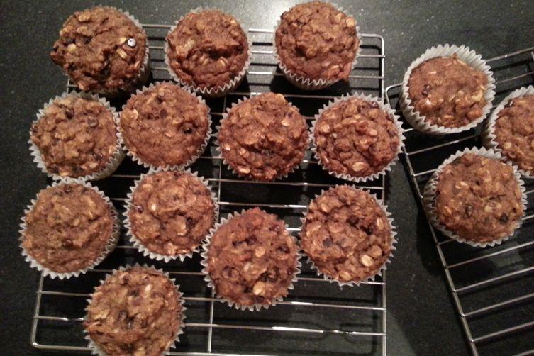 Mud-Phud Muffins