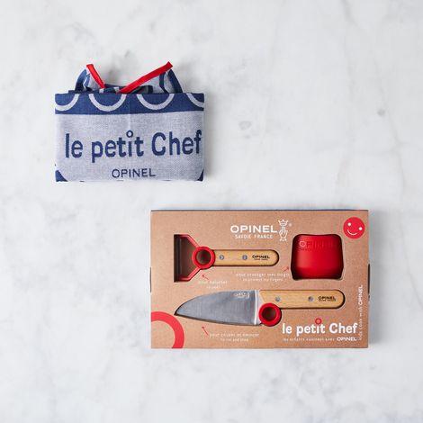 Le Petit Chef Knife Set & Kids' Apron