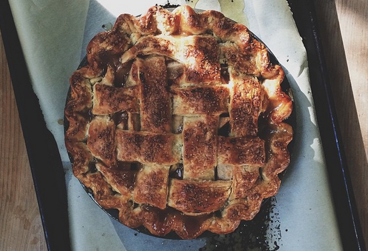 Put a Filter on It: Pie