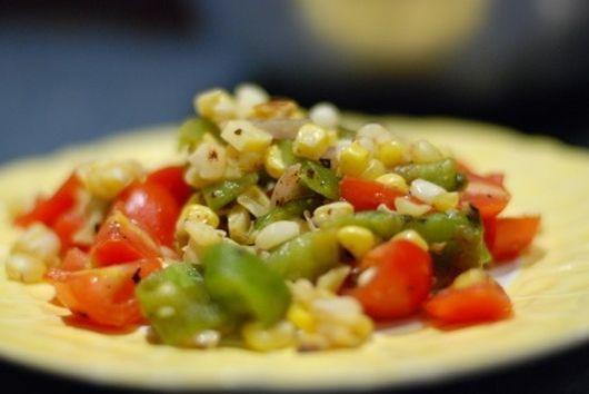 Smoky Corn-Chile Salad