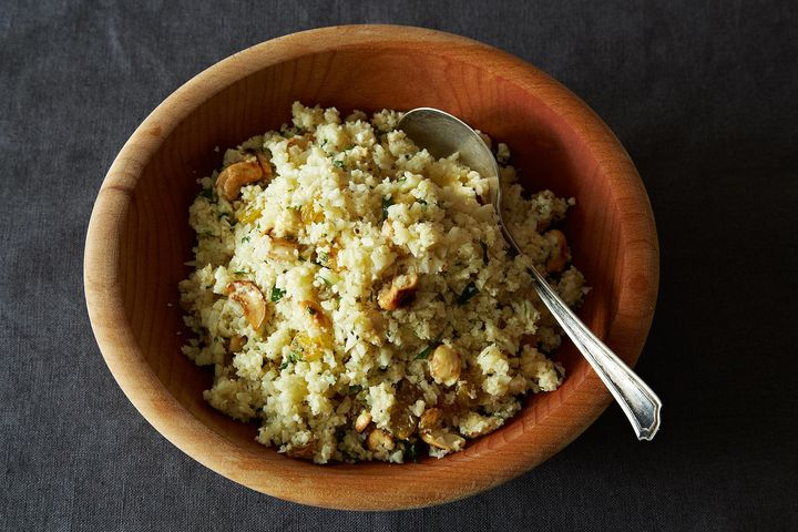 Spice Merchant Cauliflower Couscous