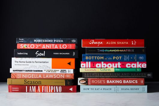 This Bookshelf Turned My Dusty Pile of Cookbooks into a Tidy Collection