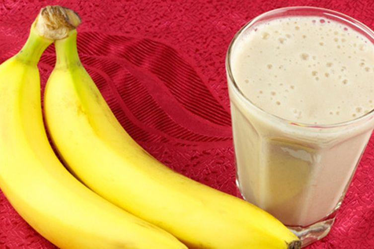 Banana and Walnut Smoothie