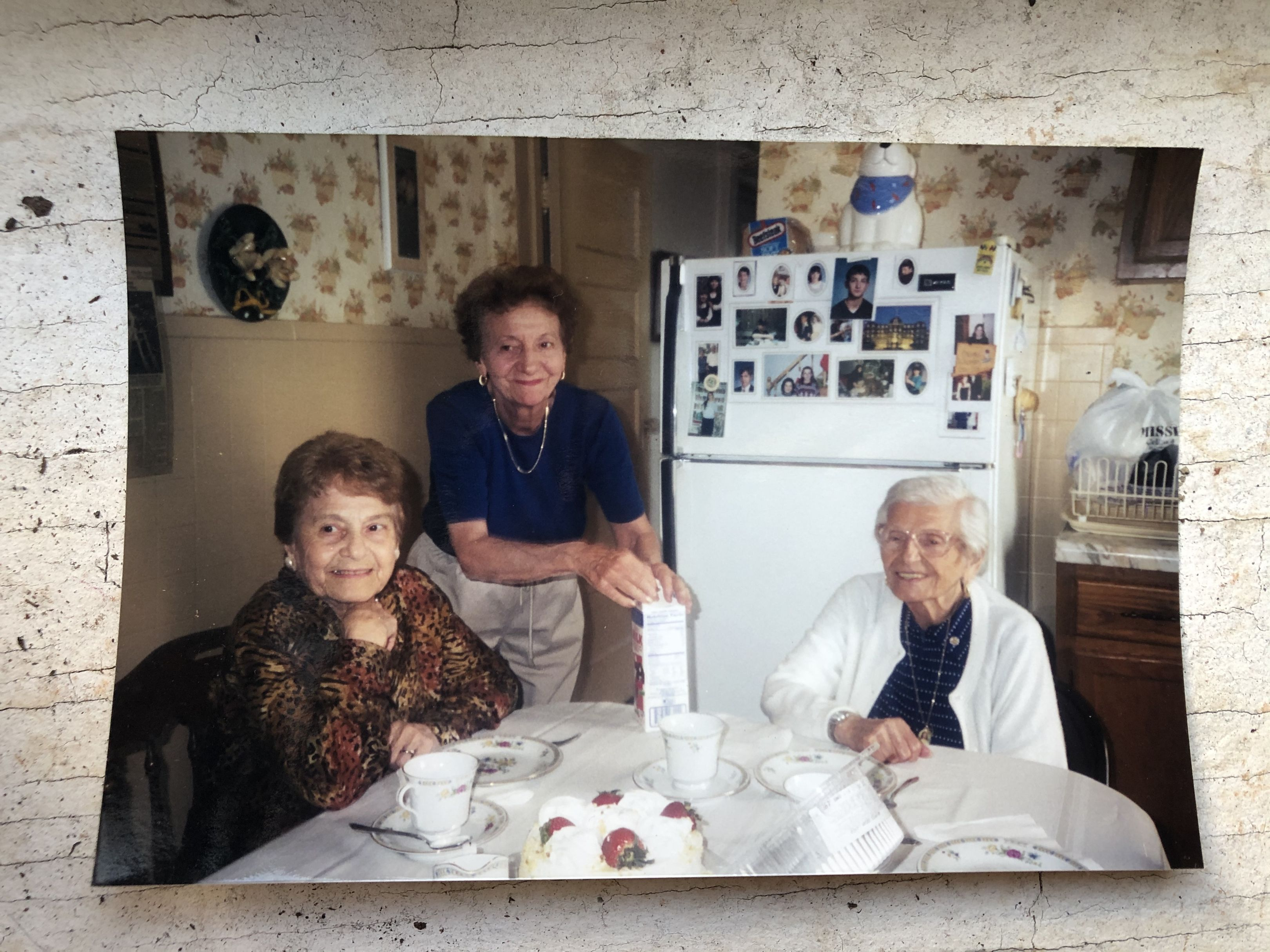Nana's Spaghetti Soup: Not Your Typical Italian Grandma Story