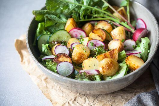 Spring Potato Salad
