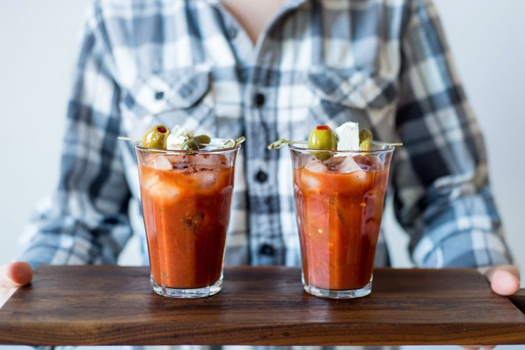Harissa Bloody Mary