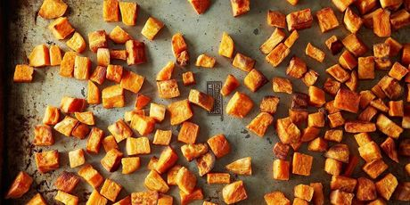 Sweet potato recipes from around the web