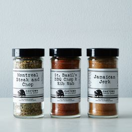 Grilling Seasoning Collection (Set of 3)