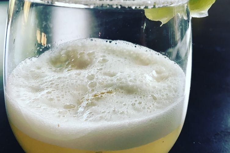 Key Lime Martini