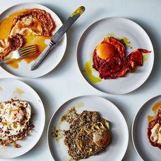 100 Ways to Eat Eggs