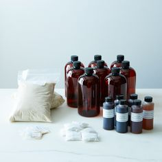 DIY Flavored Soda Kit