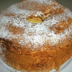 Passover Lemon Sponge Cake