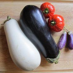 Indian Eggplant and Tomato Casserole