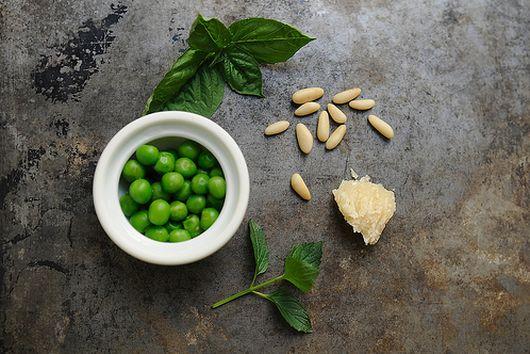 Pretty Green Pesto