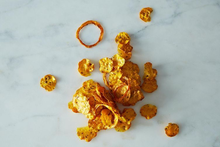 Herbed Butternut Squash Chips on Food52
