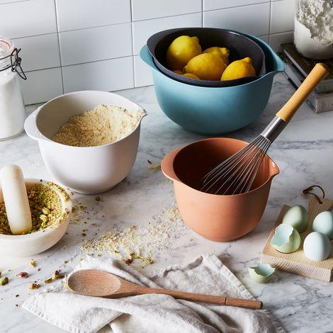 Rosti Mepal Pebble Margrethe Nested Mixing Bowl Set