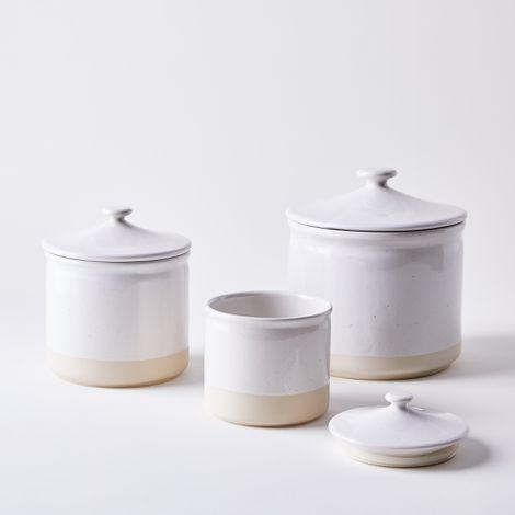 Airtight Ceramic Storage Canister