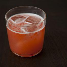Strawberry Rosé Spritzer