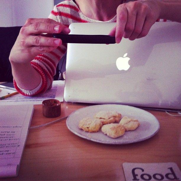 Pie cookies from Food52