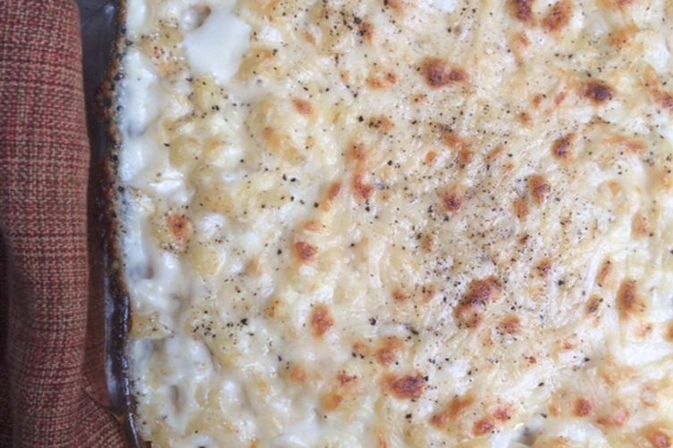 the best mac & cheese, ever.
