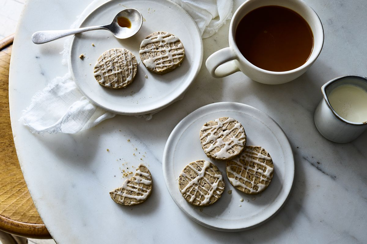Vietnamese Iced Coffee Cookies For Iced Coffee Season And