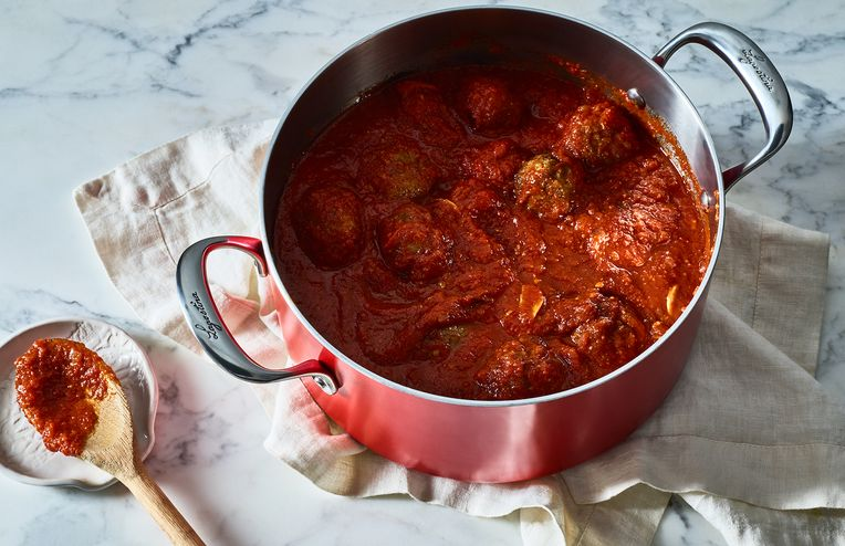 My Grandmother's Spicy Italian Meatballs Are Anything But Standard
