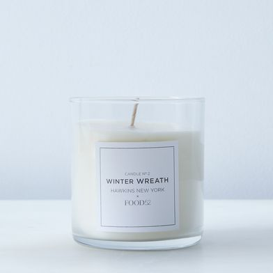 Madewell x Food52 Winter Wreath Candle