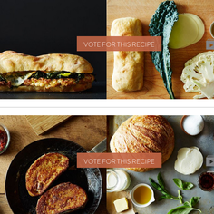 Finalists: Your Best Sandwich Recipe