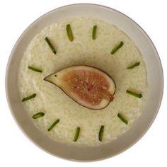 Shir Berenj - Persian Rice Pudding
