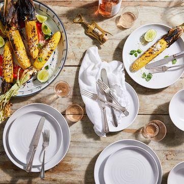 William Mason Ceramic Dinnerware Set Best Affordable Classic Dinnerware Everyday Use On Food52
