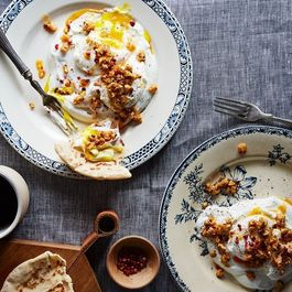 51ada855 79a9 408b 99f5 d1d55b15e22a  2016 1213 turkish poached eggs with yogurt and walnuts bobbi lin 13347