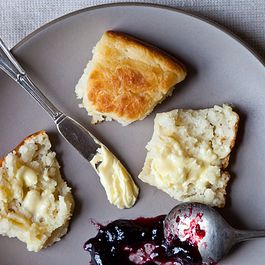 Quickbreads/Scones/Biscuits by Amanda Reece