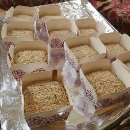 Gluten Free Almond Chai Cupcakes