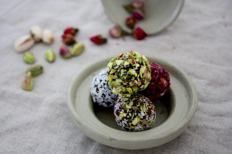 Persian New Year Truffles