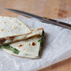 Before There Was Pizza, There Was 4-Ingredient Flatbread