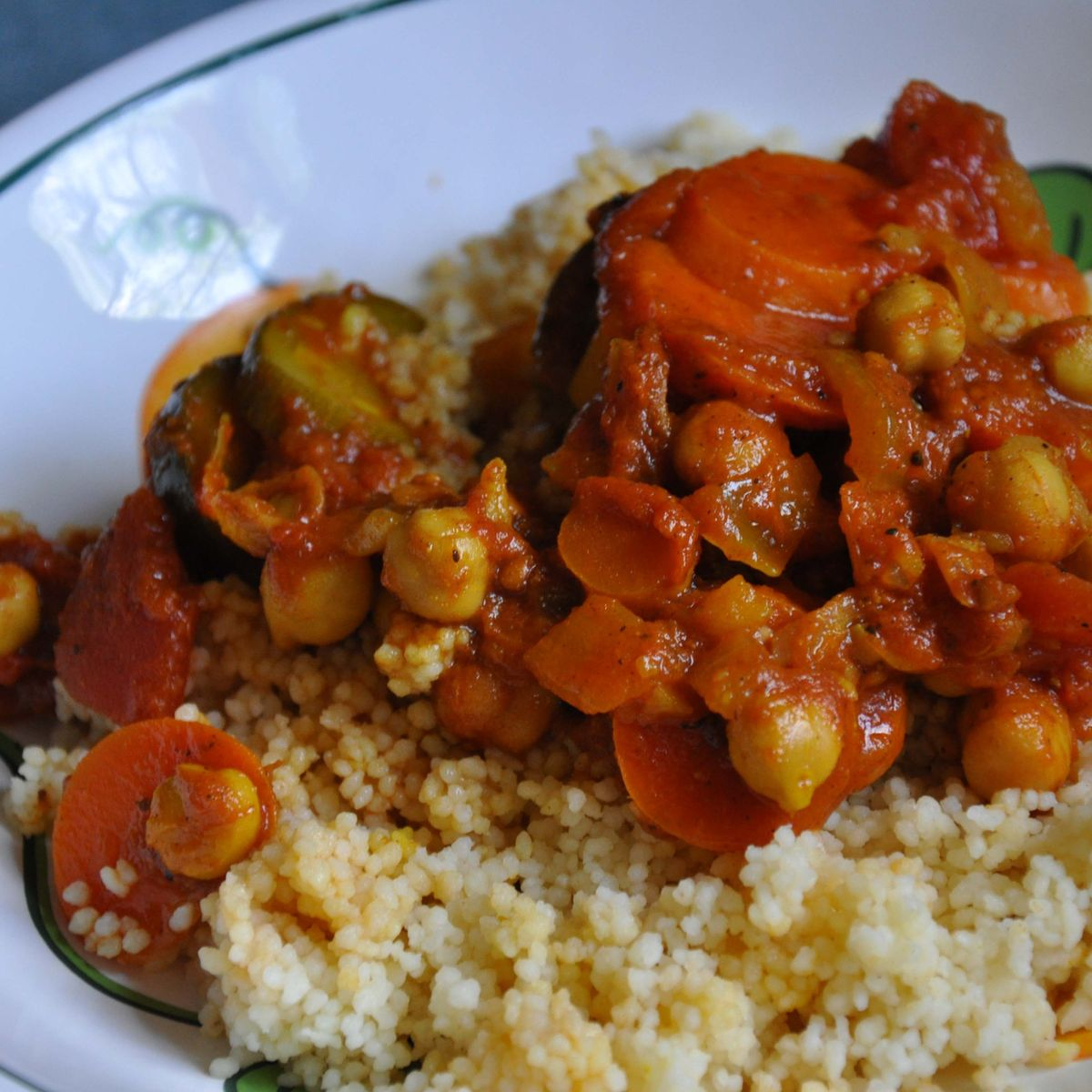 Moroccan Vegetable Couscous Recipe On Food52