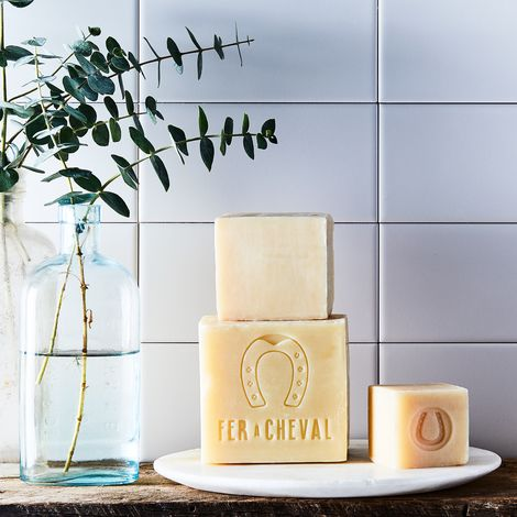Marseille Soap Cube Trio (Set of 3)
