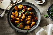 Butter-Braised Fingerlings