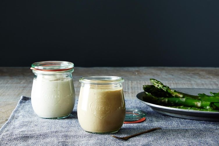 Tahini Dressing Recipe - Vegan Sauces and Condiments