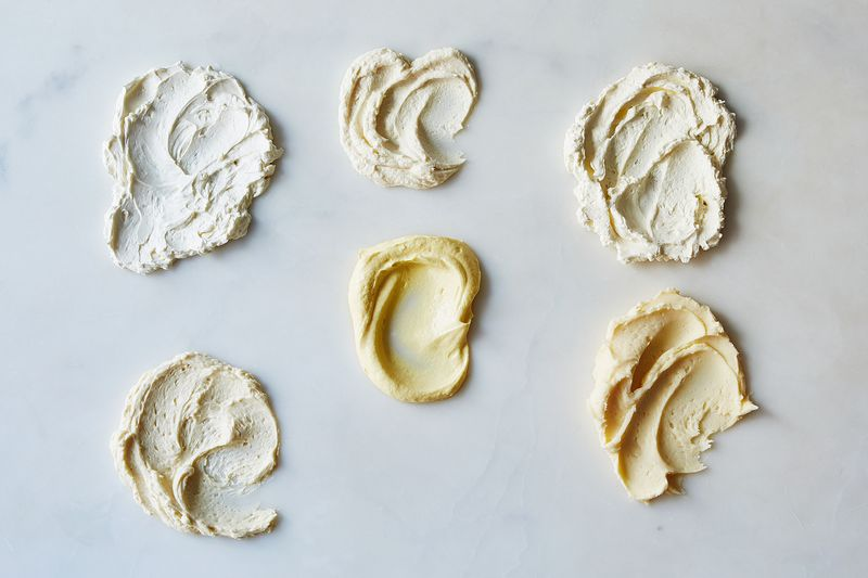 All About Buttercream & How to Make 6 Different Types