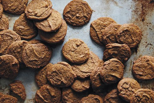 Molasses Cookies From the Silver Palate