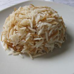 Vermicelli Rice - Ruz Ma Shayreeyeh