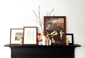 Your Mantel Has Never Looked So Good