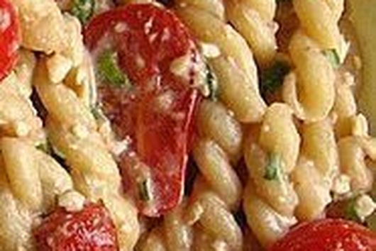Jenny's Greek Pasta Salad