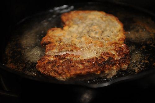 Chicken Fried Steak with Sage Gravy