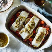 4aa499e3 7241 40fe 9815 dc88bd034c94  2018 0426 lentil tomato olive baked cod lemon caper vinaigrette 3x2 james ransom 179